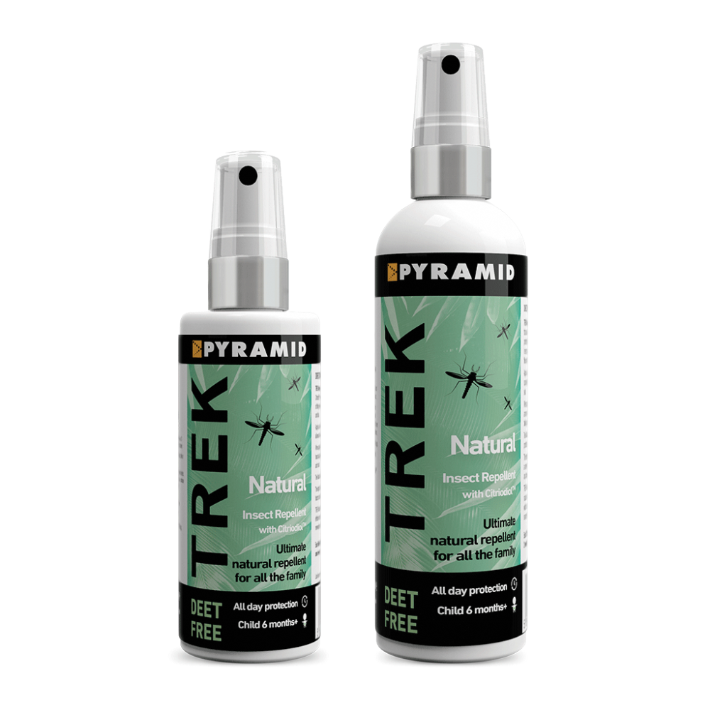 Trek Natural - DEET-Free|Natural Mosquito Repellent